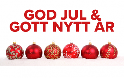 God Jul och Gott Nytt År önskar vi på Kontorsspecial