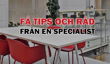 Få råd & tips från en specialist!