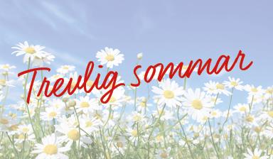 Sommarhälsning